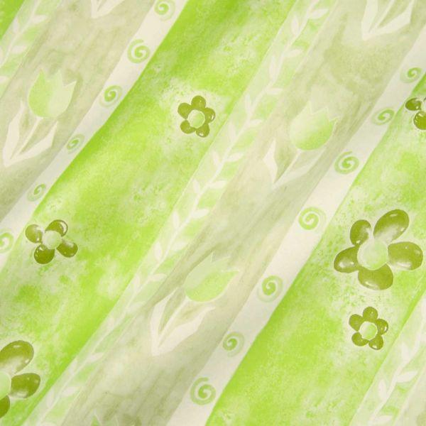 Seidenpapier Happy Spring grün-grün 50cm
