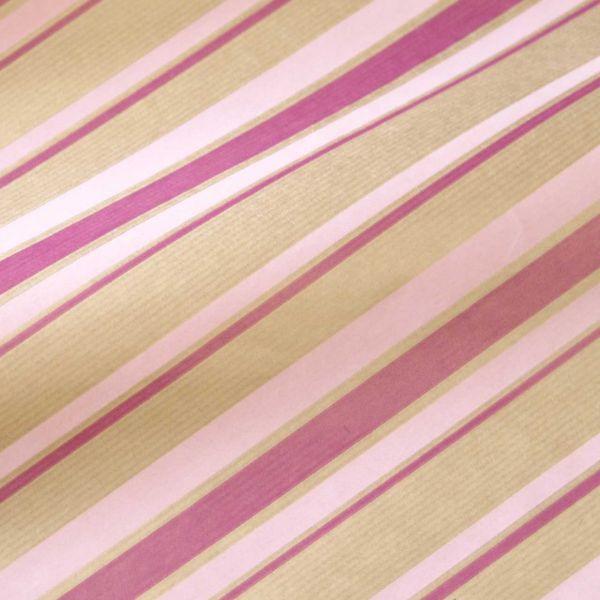 Blumenpapier Classic Lines himbeere-brombeere 75cm