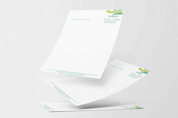 Briefbogen mit Ihrem Logo