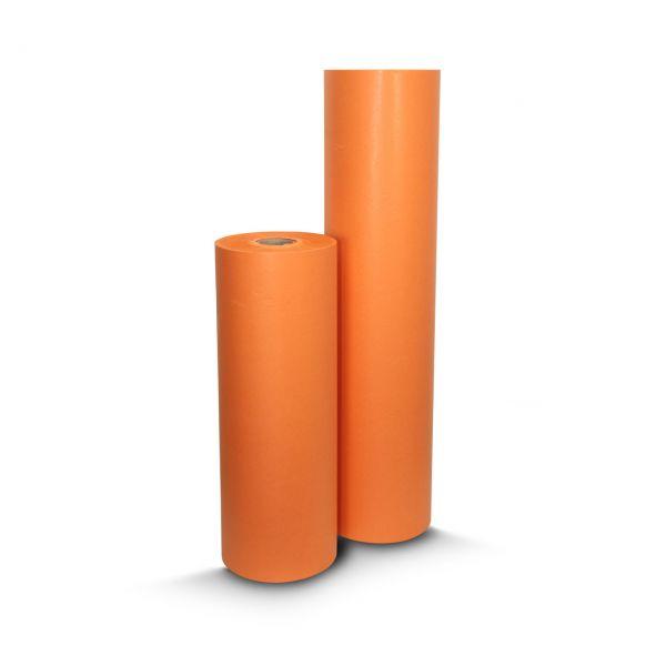 Blumenseidenpapier Uni-Plus Premium rotorange 75cm