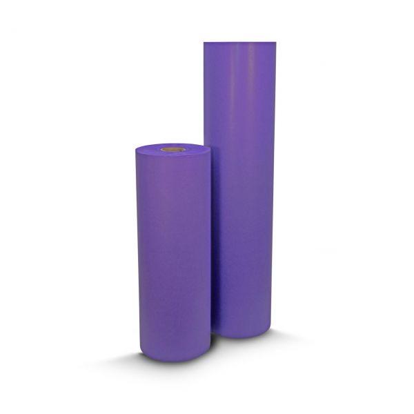 Blumenpapier Uni-Plus Premium lila 75cm