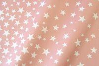 Blumenpapier Sternenzelt rosenholz 75cm