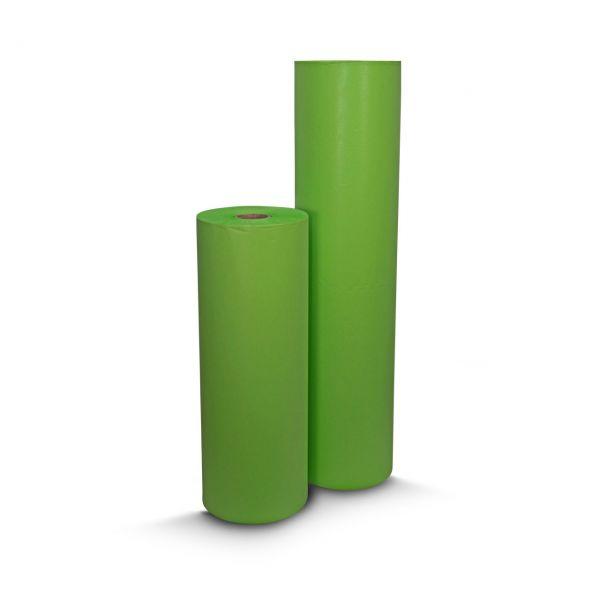 Blumenpapier Uni-Plus Premium maigrün 50cm