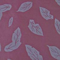 Seidenpapier Blätter brombeere 75cm