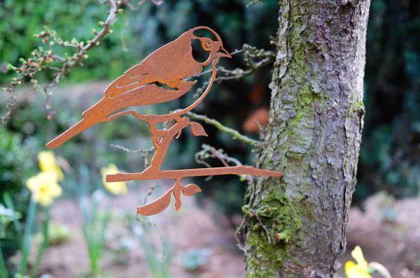 Baumstecker Glücksvogel Buchfink