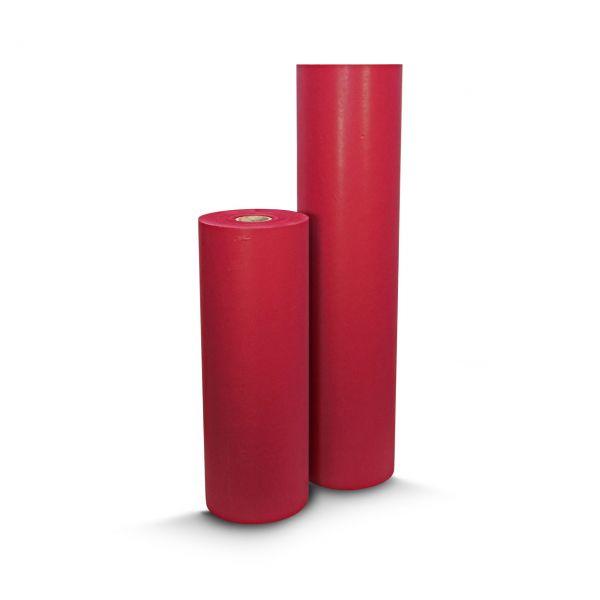 Blumenseidenpapier Uni-Plus Premium kerzenrot 50cm