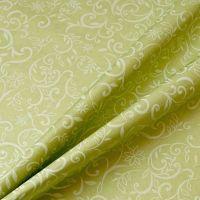 Seidenpapier Ranken grün 75cm