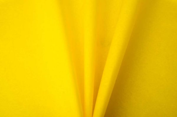 Kraftpapier Uni Classic gelb 75cm