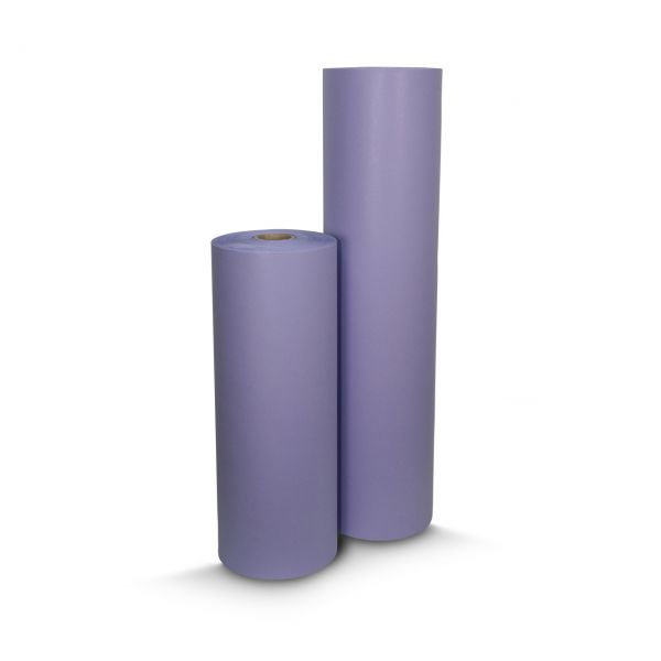 Blumenpapier Uni-Plus Premium flieder 75cm