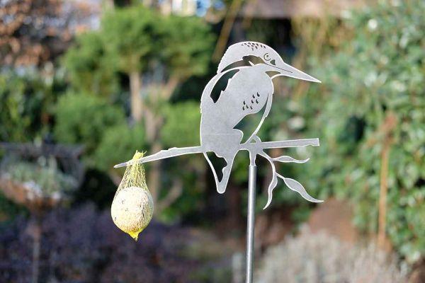 Illumino Gartenstecker Eisvogel