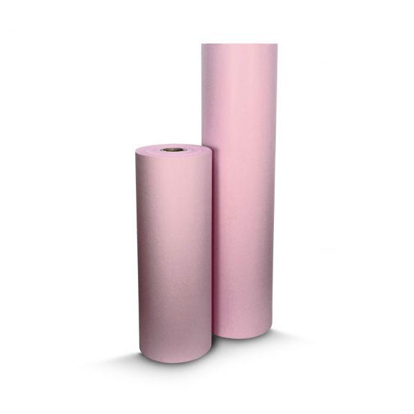 Blumenpapier Uni-Plus Premium altrosa 75cm