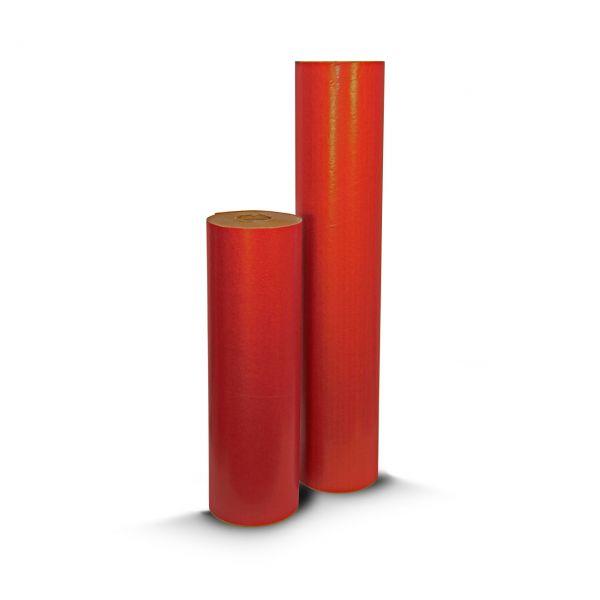 Packpapier Uni-Classic rot 50cm