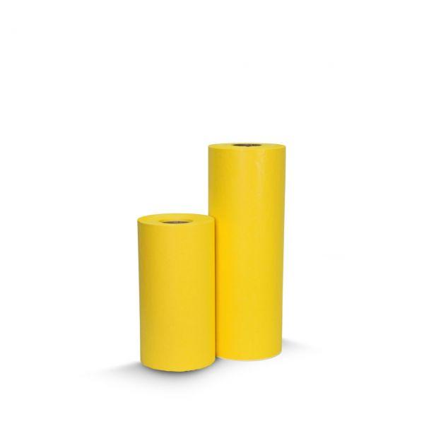 Manschettenpapier Easy-Pack gelb 25cm