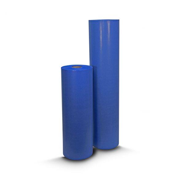 Blumenpapier Uni-Plus Premium königsblau 50cm