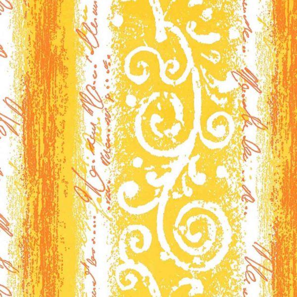 Seidenpapier Banderola gelb 75cm