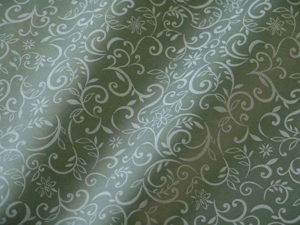 Blumenpapier Ranken salbei 50cm